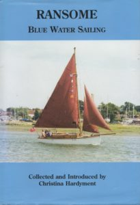 Ransome on Blue Water Sailing